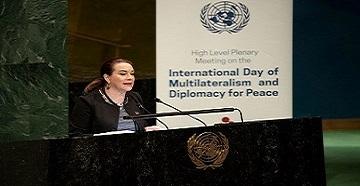 L'Assemblée générale des Nations