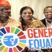 Les thèmes des Coalitions d'actions du Forum Génération Egalité, annoncés