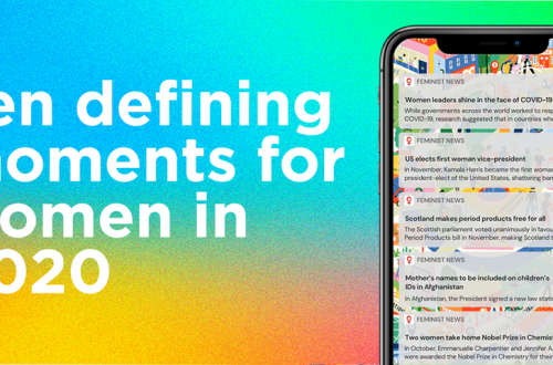 Ten defining moments for women in